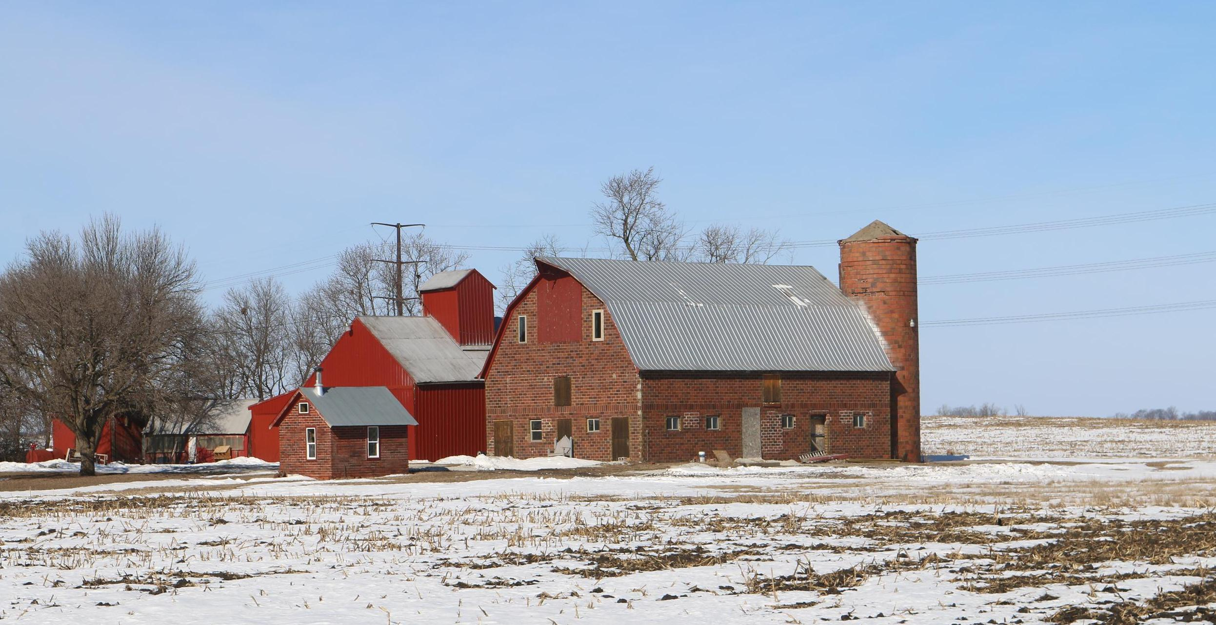 James Kelleru0027s 85 Year Old Brick Barn Would Host Weddings And Other Events  If