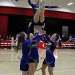 pry cheer toss vrt