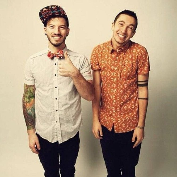 Music Review Twenty One Pilots Are Known To Save Lives